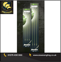 Korda New Ready Tied Boom Sections - 3 per pack ** Full Range **
