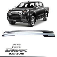 LIGHT GREY ROOF BAR RACK ROLL BAR FOR ISUZU D-MAX D MAX 2011 - 2015