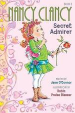 Nancy Clancy, Secret Admirer 2 by Jane O'Connor 2013 Hardcover AR ~ EXCELLENT!