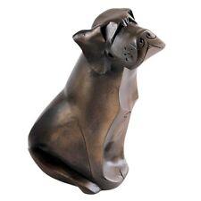 The Gallery Collection Labrador Dog Figurine - in bronze figurine