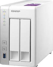 QNAP TS-231P Nas 2 slot, 1 GB RAM SATA 6 GB/s 2 x GbE LAN 3 x USB3.0 (non sono c