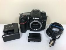 Nikon D7100 24.1 MP Digital SLR Camera (Body Only) Black (READ DESCRIPTION)