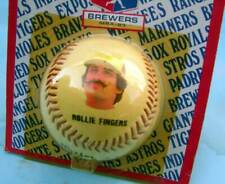 Major League PICTURE Baseball 1983 BREWERS: ROLLIE FINGERS Molitor YOUNT Cooper