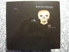 CD Apocalyptica / Cult – 2CD Special Edition 2001