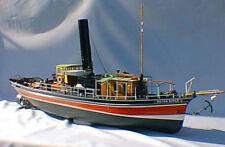 "Brand new, genuine model ship kit by Deans Marine: the ""Pieter Boele"""