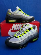 2015 Lads Nike air max 95 OG NEON..uk size 4