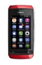 Nokia Asha 305 rot [OHNE SIMLOCK] SEHR GUT