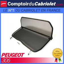 Filet anti-remous coupe-vent, windschott Peugeot 306 cabriolet - TUV