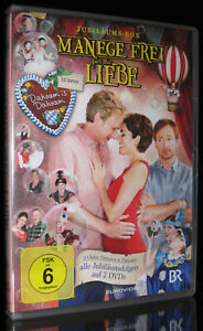 DVD DAHOAM IS DAHOAM - MANEGE FREI FÜR DIE LIEBE - JUBILÄUMS-BOX + SERIE + FILM