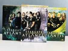 Stargate Atlantis Seasons 2-4 Excellent Condition