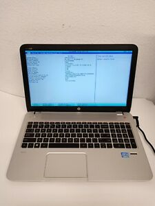 HP Envy 15 Intel Core i5-3230M 2.6GHz 2GB RAM NO HARD/OS *BIOS* *FOR PART AS IS*