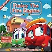 Finley the Fire Engine - Finley and Friends' First Album (CD+DVD Immaculate)