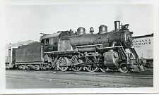 5B323 RP 1940 NYSW SUSQUEHANNA RAILROAD LOCO #961 N HAWTHORNE NJ ex ERIE 961