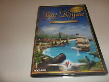 PC PORT ROYALE-Gold edition incl. Addon