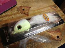 Berkley Fusion Bucktail Jig 8 10/0 Hook Size White Glow