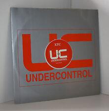 XTC-XTC-Hard Trance-UNDERCONTROL (UC)-Vinyl from DJ Set-very rare