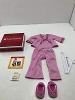 American Girl - Julie's Pajamas - New In Box - Retired