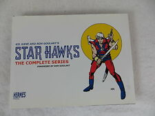 Gil Kane & Ron Goulart STAR HAWKS The Complete Series SIGNED Hermes Press