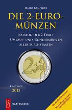 Die 2-Euro-Münzen, Ausg. 2013, neu