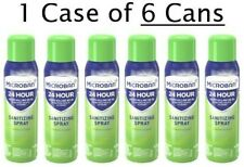 MICROBAN 24 FRESH SCENT 15 oz (APPROX $7 PER CAN SOLD IN 6 PK ONLY FOR $41.99)