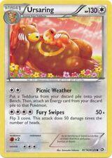 Ursaring RC16 B&W Legendary Treasures Common MINT! Pokemon