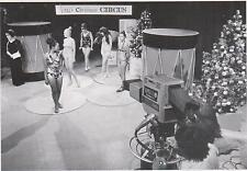 "*Postcard-""Christmas Circus/Models-X'mas-Hess's Dept. Store/Allentown Pa (A15-12"
