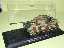 CHAR DE COMBAT N°07 TIGER Ausf. B FRANCE 1944  ALTAYA 1/72