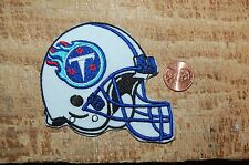 "Tennessee Titans 3 1/8"" Patch 1999-Present Helmet Logo Football"
