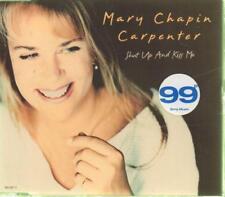 Mary Chapin Carpenter(CD Single)Shut Up And Kiss Me-New