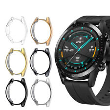 TPU Protective Case Full Cover Frame Protector for Huawei Watch GT 2 46mm
