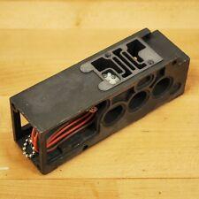 Numatics HH-4 Pneumatic Valve Base Manifold Block - USED