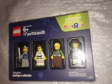 Exclusive Toys R Us  Lego Warriors Minifigure Collection 4-pack Set #2