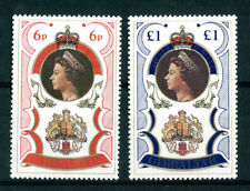 Elizabeth II (1952-Now) Royalty British Postages Stamps