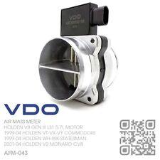 VDO AIR MASS/FLOW METER V8 GEN III LS1 5.7L [HOLDEN WH-WK STATESMAN V2 MONARO]