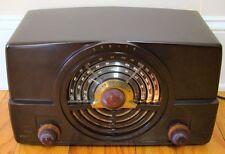 Vintage/Antique ZENITH 7H820-U Bakelite Tube Radio Working
