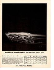 1964 PONTIAC 421 ENGINE - 320, 350 OR 370 HP  ~  ORIGINAL MUSCLE CAR AD
