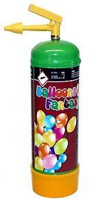 Ballongas Helium in Einwegflasche 0,11m³ 1 Liter Flasche