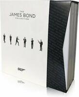 007 James Bond - Colección Completa 24 Películas Nuevo DVD Región 2