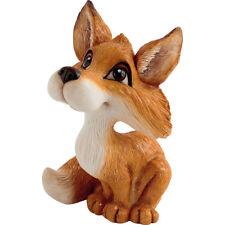 "Little Paws ""Felicity"" Fox Figurine Statue 5"" High Ceramistone New In Box!"