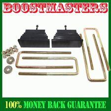 "For 99-04 F250 SuperDuty 4x4 Model w/Front Leaf Spring Front Leveling3""+Lift Kit"