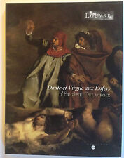 DANTE ET VIRGILE AUX ENFERS D'EUGENE DELACROIX livre art peinture RMN