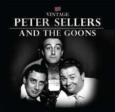 Peter Sellers and The Goons CD