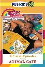 Reading Rainbow: Animal Cafe DVD FREE SHIPPING!!!