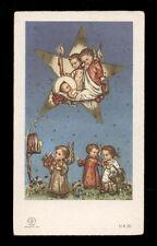 "santino-holy card""""ediz. FB serie N.R. n.20 GESU' BAMBINO"