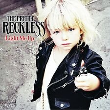 THE PRETTY RECKLESS ( NEW SEALED CD ) LIGHT ME UP