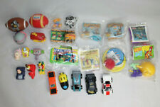 Mix Lot of 26 Burger King Kids Club Wendys and Other Toys Goofy Inspector Gadget