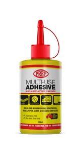 Prep Multi Adhesive Glue 125ml Styrene Based Glues almost anything to anything