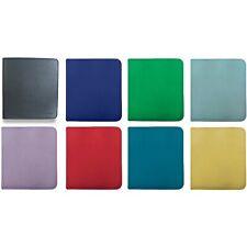 More details for ultra pro 12 pocket zippered pro binder trading card portfolio / folder 480!