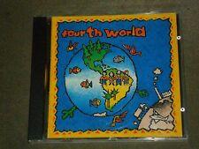 Fourth World (CD, 1993, B&W Music (UK)) Flora Purim Airto Moreira