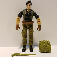 G.I. Joe ARAH 1985 FLINT Action Figure Complete NM+++!!!